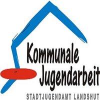 Kommunale Jugendarbeit der Stadt Landshut logo